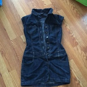 Mossimo jean mini dress